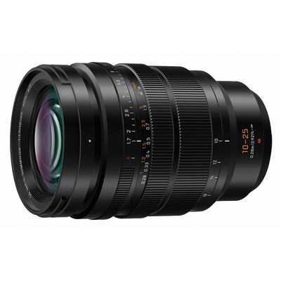 Für weitere Info hier klicken. Artikel: Panasonic Vario-Summilux 10-25mm f/1.7 DG Micro Four Thirds