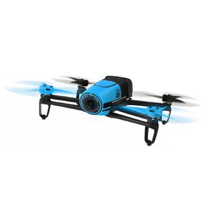 Für weitere Info hier klicken. Artikel: Parrot Bebop Drone Area 1 blau