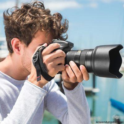 Für weitere Info hier klicken. Artikel: Peak Design Clutch - Handschlaufe für DSLR- und DSLM-Kameras