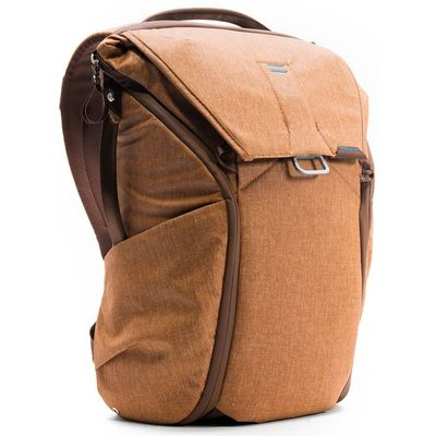 Für weitere Info hier klicken. Artikel: Peak Design Everyday Backpack 20L Foto-Rucksack hellbraun