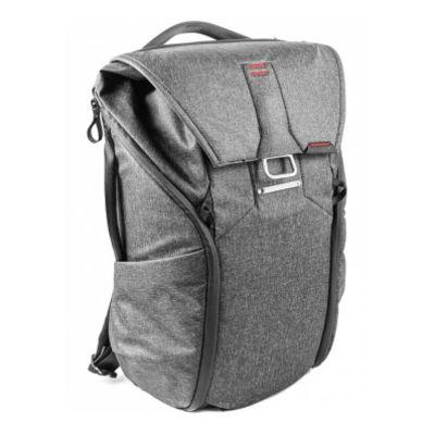 Für weitere Info hier klicken. Artikel: Peak Design Everyday Backpack 30L Charcoal Foto-Rucksack - z.B. für DSLR- und DSLM-Kameras (dunkelgrau)