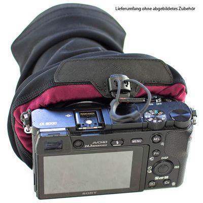 Für weitere Info hier klicken. Artikel: Peak Design Shell Small (S) - Wetterfeste Schutzhülle für DSLM-Kameras und kleine DSLR-Kameras inkl. Objektiv bis 9 cm