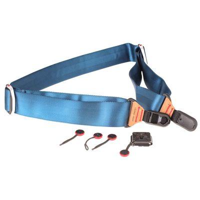 Für weitere Info hier klicken. Artikel: Peak Design Slide Tallac Kameragurt 137 cm - z.B. für DSLR-Kamera (Nackengurt, Slinggurt, Schultergurt) dunkelblau