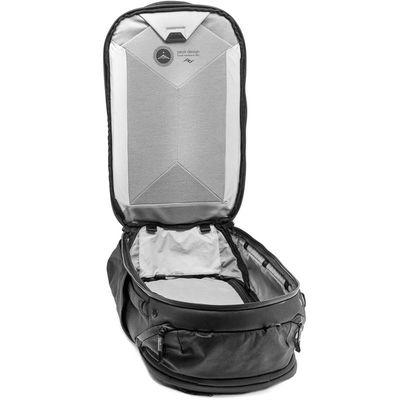 Für weitere Info hier klicken. Artikel: Peak Design Travel Backpack 45L schwarz