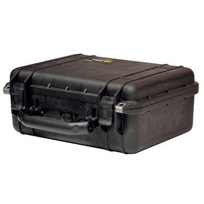 Für weitere Info hier klicken. Artikel: Peli Koffer 1454 mit Trennwand Set schwarz