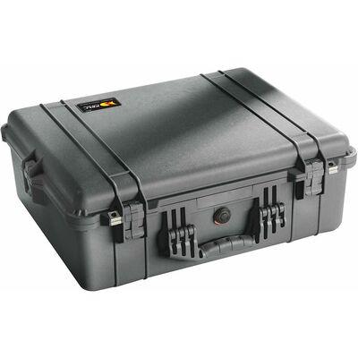 Für weitere Info hier klicken. Artikel: Peli Koffer 1604 mit Trennwand-Set schwarz