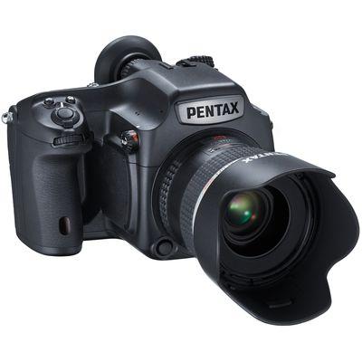 Für weitere Info hier klicken. Artikel: Pentax 645Z, DFA 2,8/55 AL -Demo-