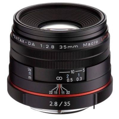 Für weitere Info hier klicken. Artikel: Pentax DA 2,8/35 HD Makro Limited Pentax K schwarz
