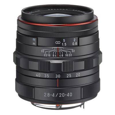Für weitere Info hier klicken. Artikel: Pentax DA 20-40mm f/2,8-4,0 HD DC WR Pentax K schwarz