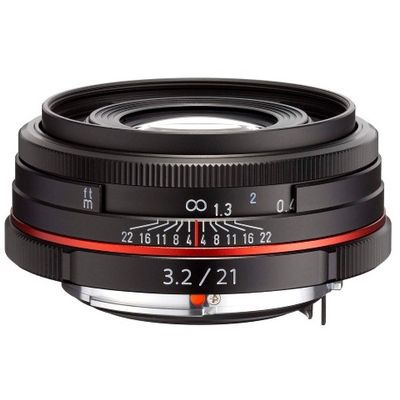 Für weitere Info hier klicken. Artikel: Pentax DA 21mm f/3,2 HD AL Limited Pentax K schwarz