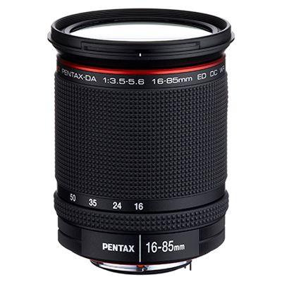 Für weitere Info hier klicken. Artikel: Pentax DA 3,5-5,6/16-85 HD ED DC WR Pentax K