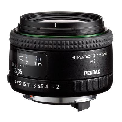 Für weitere Info hier klicken. Artikel: Pentax FA 35mm f/2,0 AL Pentax K Vollformat
