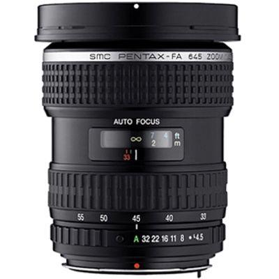 Für weitere Info hier klicken. Artikel: Pentax FA 645 33-55mm f/4,5 Pentax Mittelformat