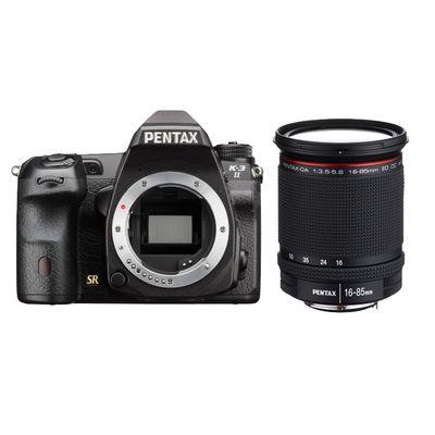 Für weitere Info hier klicken. Artikel: Pentax K-3 II,DA 3,5-5,6/16-85 HD ED DC WR