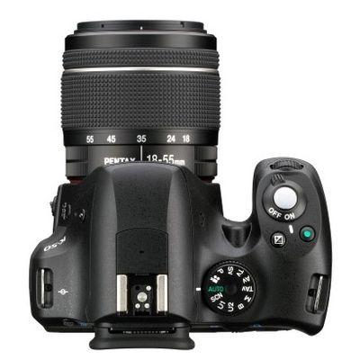 Für weitere Info hier klicken. Artikel: Pentax K-50,DA-L 18-55 WR schwarz