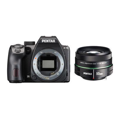 Für weitere Info hier klicken. Artikel: Pentax K-70, DA 50mm f/1,8 SMC