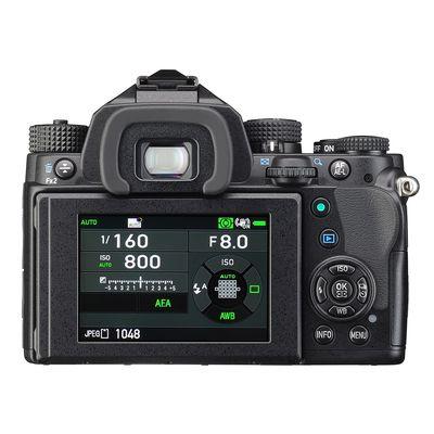 Für weitere Info hier klicken. Artikel: Pentax KP + DA 18-135mm WR schwarz