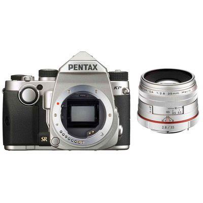 Für weitere Info hier klicken. Artikel: Pentax KP, DA 35mm f/2,8 silber