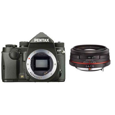 Für weitere Info hier klicken. Artikel: Pentax KP+ DA 70mm f/2,8 HD schwarz