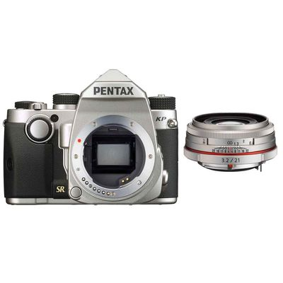 Für weitere Info hier klicken. Artikel: Pentax KP + DA 21mm HD AL Limited silber