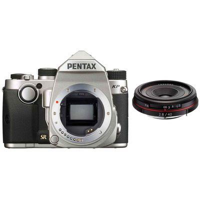 Für weitere Info hier klicken. Artikel: Pentax KP,DA 40 HD silber