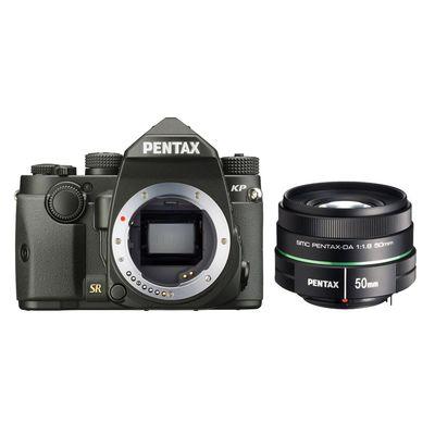 Für weitere Info hier klicken. Artikel: Pentax KP + DA 50mm f/1,8 SMC schwarz