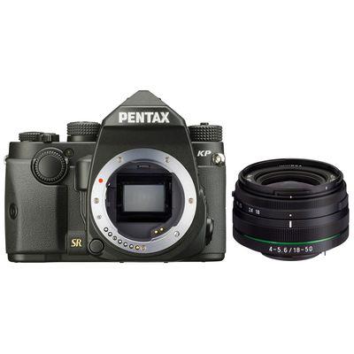Für weitere Info hier klicken. Artikel: Pentax KP + DAL 18-50mm WR schwarz