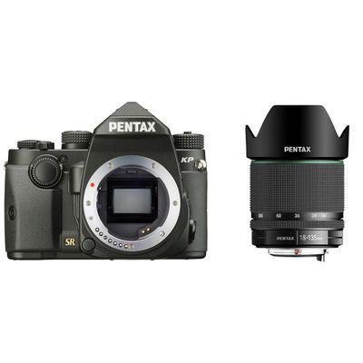 Für weitere Info hier klicken. Artikel: Pentax KP + Pentax DA 3,5-5,6/18-135 WR schwarz