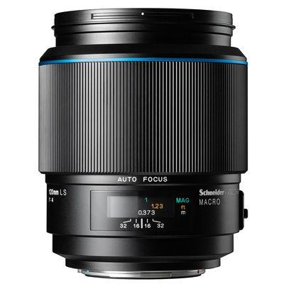 Für weitere Info hier klicken. Artikel: Phase One Schneider Kreuznach 120mm LS Macro f/4.0 Blue Ring- ø86mm Phase One XF