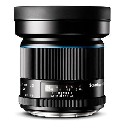 Für weitere Info hier klicken. Artikel: Phase One Schneider Kreuznach 55mm LS f/2.8 Blue Ring - ø72mm Phase One XF