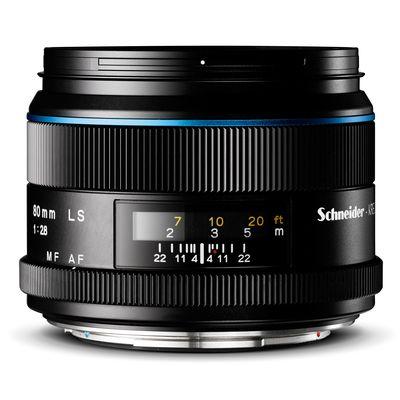 Für weitere Info hier klicken. Artikel: Phase One Schneider Kreuznach 80mm LS f/2.8 Blue Ring - ø72mm Phase One XF