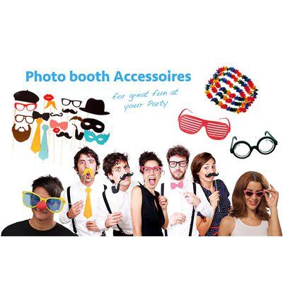 Für weitere Info hier klicken. Artikel: Photobooth Probs & Accesories 26 Teile