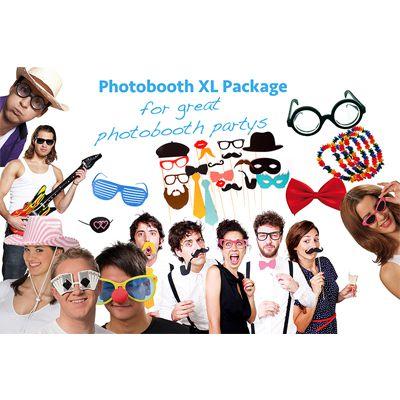 Für weitere Info hier klicken. Artikel: Photobooth Probs & Accesories Kitpaket XL