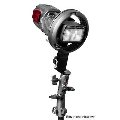 Für weitere Info hier klicken. Artikel: Phottix Adapter HS Speed Mount II