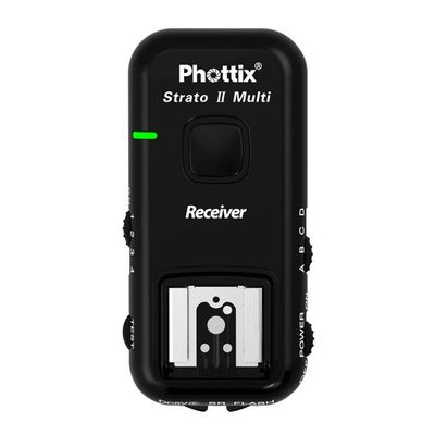 Für weitere Info hier klicken. Artikel: Phottix Auslöser Strato II Multi 5-in-1 Receiver for Canon
