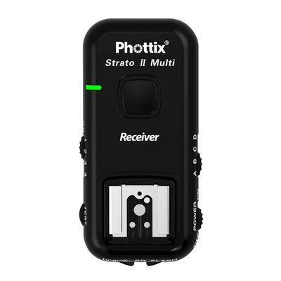 Für weitere Info hier klicken. Artikel: Phottix Auslöser Strato II Multi 5-in-1 Receiver for Nikon