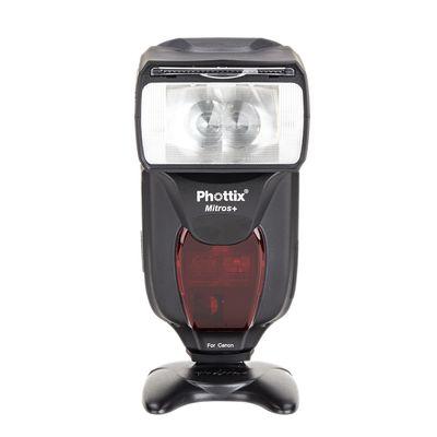 Für weitere Info hier klicken. Artikel: Phottix Blitz Mitros+ TTL Transceiver Flash Kit Canon
