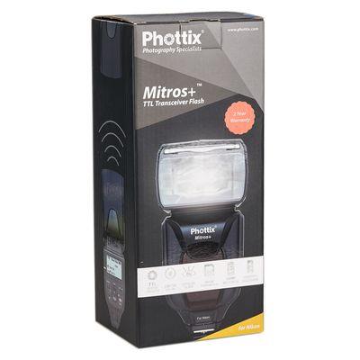 Blitz Mitros+ TTL Transceiver Flash Nikon