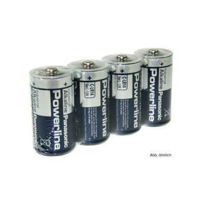 Für weitere Info hier klicken. Artikel: Pidseu Batterie Powerline LR14 4er-Pack