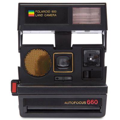 Für weitere Info hier klicken. Artikel: Polaroid 600 Camera - Sun 660 Autofocus
