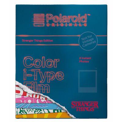 Für weitere Info hier klicken. Artikel: Polaroid Color Film for i-Type - Stranger Things