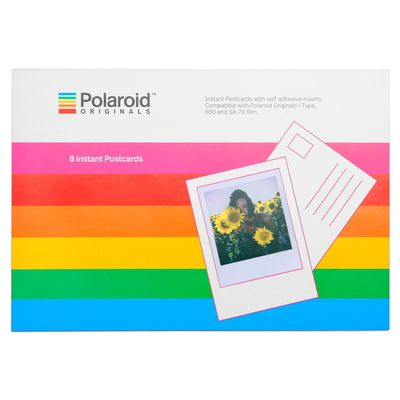 Für weitere Info hier klicken. Artikel: Polaroid Instant Postcard
