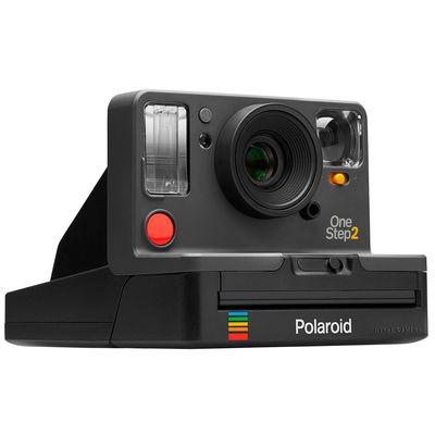 Für weitere Info hier klicken. Artikel: Polaroid OneStep 2 VF graphit Sofortbildkamera