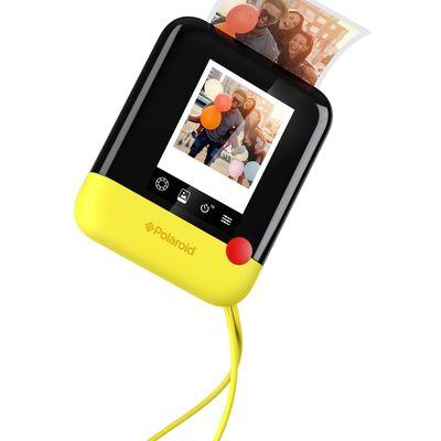 Für weitere Info hier klicken. Artikel: Polaroid POP Digitale Sofortbildkamera gelb