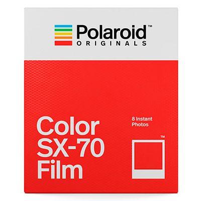 Für weitere Info hier klicken. Artikel: Polaroid Sofortbildfilm 8 Aufnahmen Color SX-70