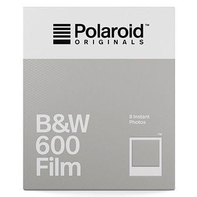 Für weitere Info hier klicken. Artikel: Polaroid Sofortbildfilm 8 Aufnahmen s/w 600