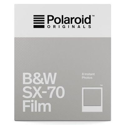 Für weitere Info hier klicken. Artikel: Polaroid Sofortbildfilm 8 Aufnahmen s/w SX-70