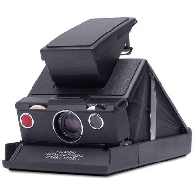 Für weitere Info hier klicken. Artikel: Polaroid SX-70 Camera schwarz