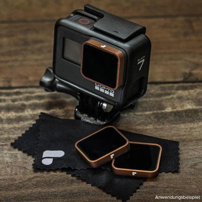 Für weitere Info hier klicken. Artikel: POLARPRO Cinema Filter 3er Set SHUTTER für GoPro 5 / 6 / 7