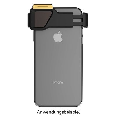 Für weitere Info hier klicken. Artikel: POLARPRO IRIS Filter System für iPhone 6 / 7 / 8 / X